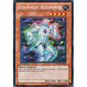 Gem-Knight Alexandrite