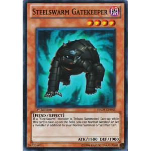 Steelswarm Gatekeeper