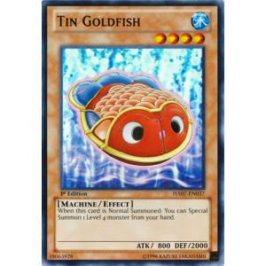 Tin Goldfish
