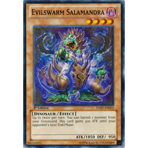 Evilswarm Salamandra