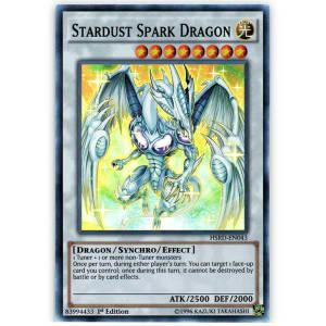 Stardust Spark Dragon