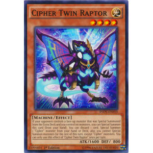 Cipher Twin Raptor