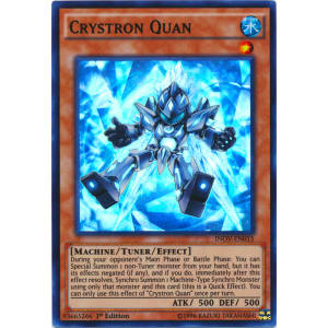 Crystron Quan