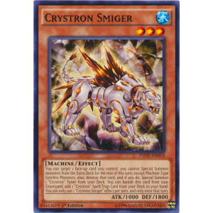 Crystron Smiger
