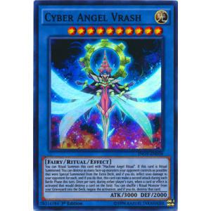 Cyber Angel Vrash