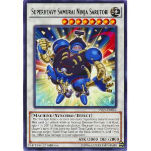 Superheavy Samurai Ninja Sarutobi