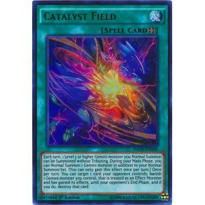 Catalyst Field