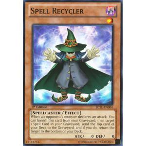 Spell Recycler
