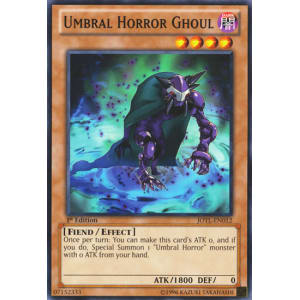 Umbral Horror Ghoul