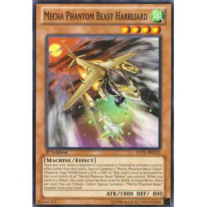 Mecha Phantom Beast Harrliard