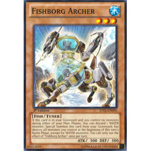 Fishborg Archer