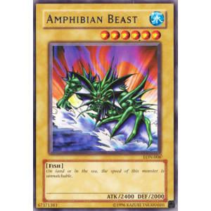 Amphibian Beast