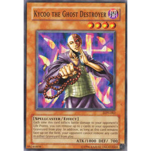 Kycoo the Ghost Destroyer
