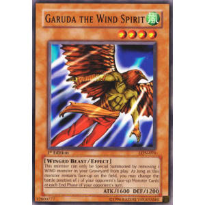Garuda the Wind Spirit