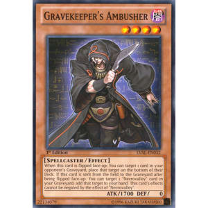 Gravekeeper's Ambusher