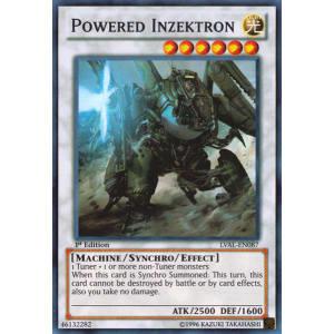 Powered Inzektron