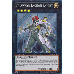 Evilswarm Exciton Knight