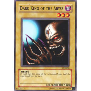 Dark King of the Abyss