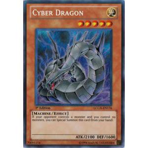 Cyber Dragon (Secret Rare)