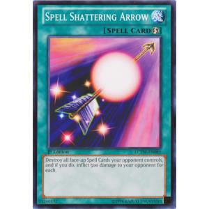 Spell Shattering Arrow
