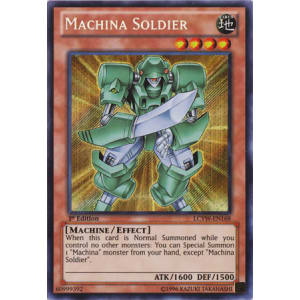 Machina Soldier
