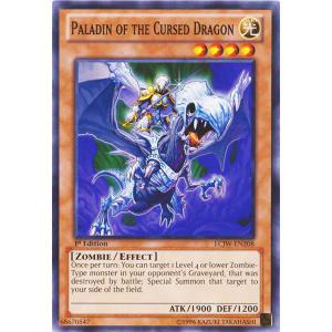Paladin of the Cursed Dragon