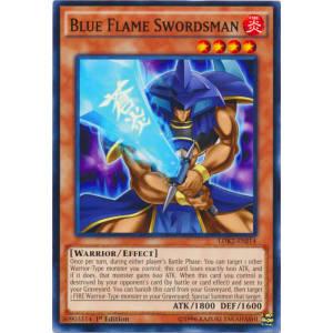 Blue Flame Swordsman