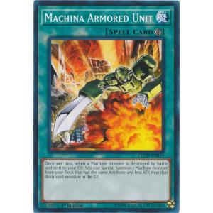 Machina Armored Unit