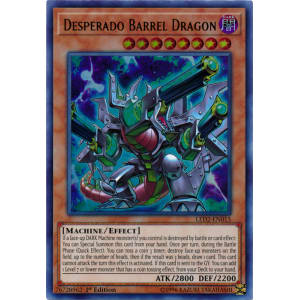 Desperado Barrel Dragon