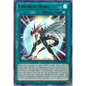 Favorite Hero