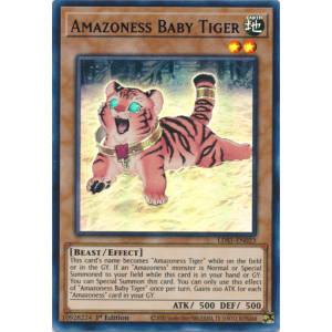 Amazoness Baby Tiger (Blue)