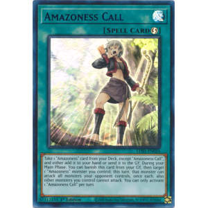 Amazoness Call (Blue)