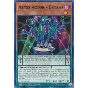 Abyss Actor - Extras