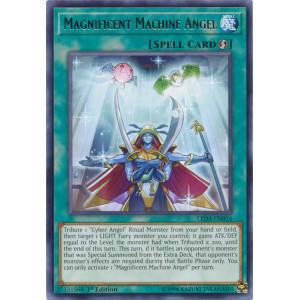 Magnificent Machine Angel