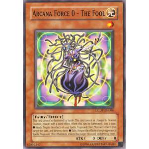 Arcana Force 0 - The Fool