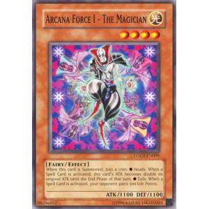Arcana Force I - The Magician