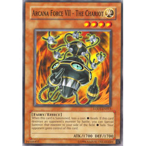 Arcana Force VII - The Chariot