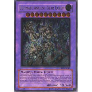 Ultimate Ancient Gear Golem (Ultimate Rare)