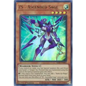 ZS - Ascended Sage