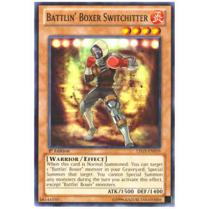 Battlin' Boxer Switchitter