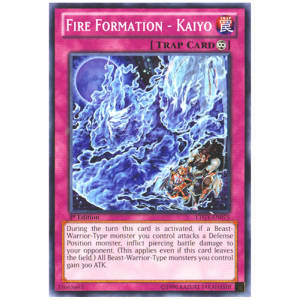 Fire Formation - Kaiyo