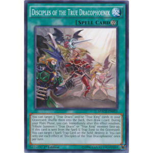 Disciples of the True Dracophoenix