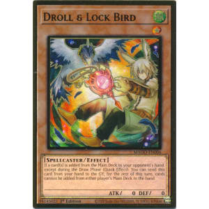 Droll & Lock Bird (alternate art)