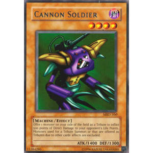 Cannon Soldier