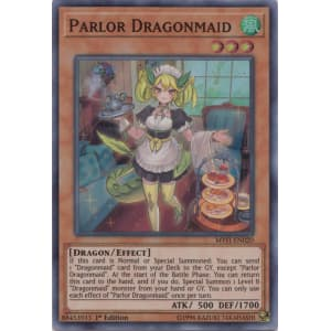 Parlor Dragonmaid