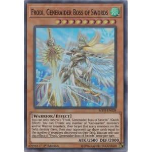 Frodi, Generaider Boss of Swords