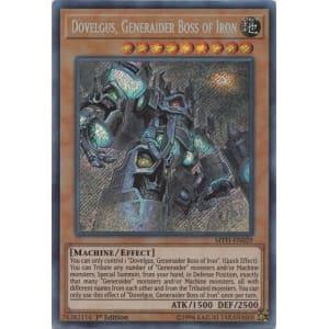 Dovelgus, Generaider Boss of Iron