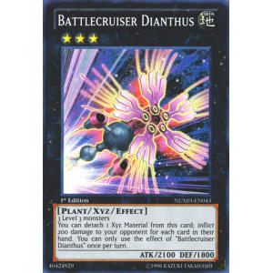 Battlecruiser Dianthus