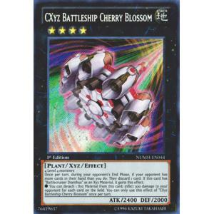 CXyz Battleship Cherry Blossom
