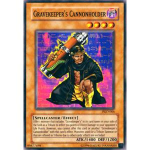 Gravekeeper's Cannonholder